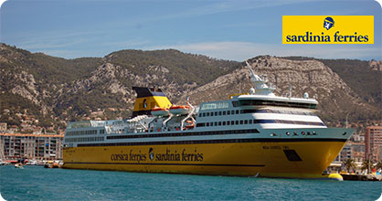 Sardinia ferries traghetti sardegna low cost da livorno for Traghetti sardegna low cost
